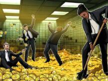 五大中心化交易所共持有比特币总供应量的10%