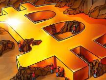 只有250万枚BTC可供挖矿