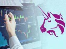Uniswap原生治理代币UNI上涨了9%