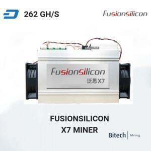 泛思FusionSilicon X7 达世币矿机