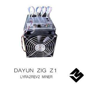 达云Dayun Zig Z1 匿名币矿机 6.8 GH/s