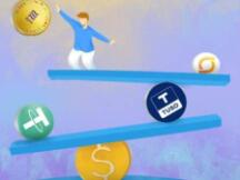 Dragonfly 合伙人:用简单的视觉语言演示稳定币工作原理