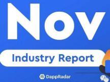 一文了解11月8大Dapp行业发展情况