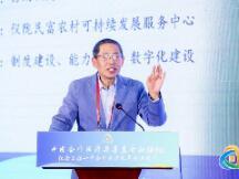 """白澄宇:农村资金互助一定要依托""""三位一体"""""""