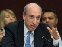 美SEC主席再次喊话,建议在联邦层面上制定加密监管制度