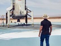 身先士卒的梦想家,Jeff Bezos 将于7月参加 Blue Origin 的首次载客航天飞行