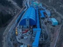 呼图壁县煤矿事故后 比特币算力普降