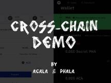 Acala 和 Phala 联合发布首个隐私跨链用例