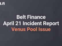 Venus收取提款费,机枪池Belt如何处理用户损失问题?