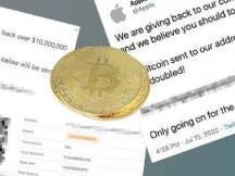"""黑客大规模攻击Twitter骗取比特币,仅""""赚到""""11万美元"""