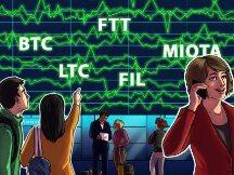 本周最值得关注的 5 种加密货币:BTC、LTC、FIL、FTT、MIOTA