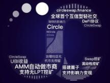 火币生态链HECO轻社交DeFi项目CircleSwap挖矿教程(移动端和网页端)