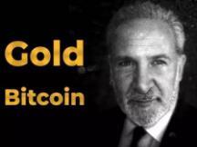 华尔街知名黄金拥护者Peter Schiff开始更多的关注比特币?