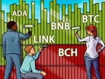 本周最值得关注的5种加密货币:BTC、BNB、ADA、BCH、LINK