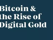 比特币&数字黄金的崛起