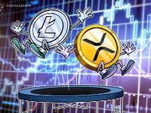 受Ripple与SEC争端的影响,LTC短暂取代XRP成为第四大加密货币