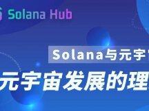 Solana与元宇宙:元宇宙发展的理想土壤