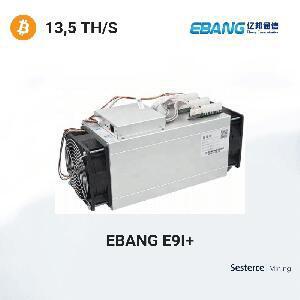翼比特Ebit E9i+ 比特币矿机 13.5 TH/s