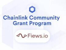 Fiews获得Chainlink社区激励奖金