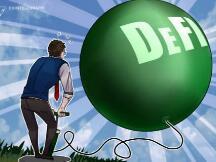 随着DeFi市场冷却,以太坊交易费下降