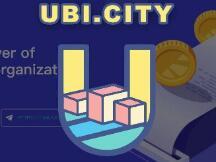 空投9万人,如果UBI.CITY是座城,CITY未来值多少钱?