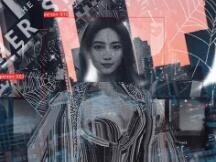 世界首个链上AI画展:《爱丽丝和算力之镜》加密艺术展即将开幕