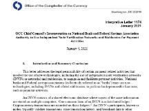 美国财政部允许银行使用稳定币,或助力加密支付成主流?