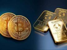 比特币与黄金脱钩,对比特币的价格意味着什么?