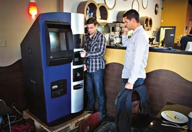 比特币ATM机来了 黄金还能嚣张多久?