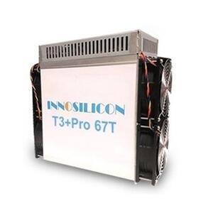 芯动T3+ Pro 67T 比特币矿机 67 TH/s