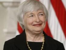 耶伦正式任职美国财长 业内表示看好