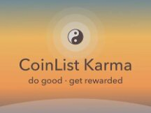 CoinList推出积分Karma 高分用户可以进入CoinList优先队列