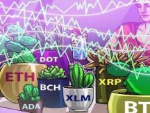 12月8日加密货币价格分析:比特币、以太坊、波卡、瑞波币等