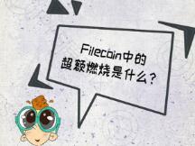 【图说100问·Filecoin】第52问:Filecoin中的超额燃烧是什么?