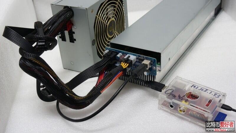 阿瓦隆发布基于机架式服务器的AVALON2样机