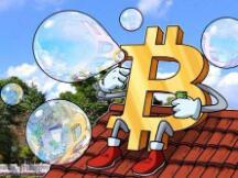 十日大跌26% 比特币泡沫要破?
