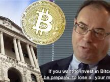 为何英格兰银行行长Andrew Bailey对加密货币不屑一顾