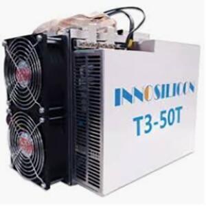 芯动T3-50T 比特币矿机 50 TH/s