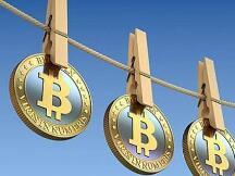 加密货币集体走低,比特币短线暴跌逾10%