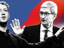 库克炮轰,小扎反击,苹果与脸书的斗争已达沸点?