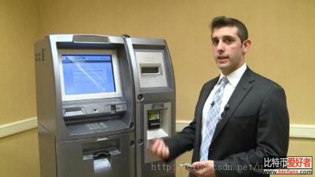 全球首台比特币ATM机首月交易额突破百万加元