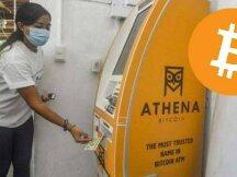 萨尔瓦多要装1500台比特币ATM