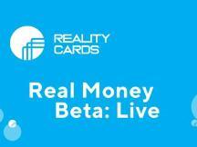 Reality Cards真钱测试版上线