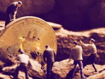 比特币矿工在市场反弹期间增加BTC销量