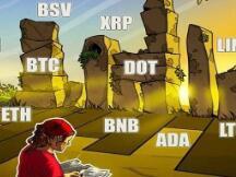 11月19日加密货币价格分析:比特币、以太坊、波卡、瑞波币等