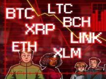 12月10日加密货币价格分析:比特币、以太坊、波卡、瑞波币等
