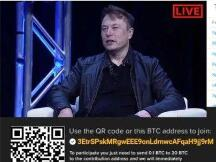 黑客冒充SpaceX频道诈骗150万美元比特币
