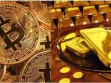 为啥比特币大涨 黄金却是颓势下跌