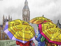 调查:41%的英国人认为投资股票与投资加密货币的风险对等