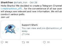 DeFi项目SharkTron跑路,波场联合币安冻结部分资金